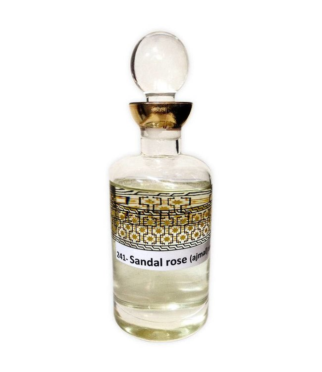 Ajmal Perfumes Parfümöl Sandal Rose - Parfüm ohne Alkohol von Ajmal