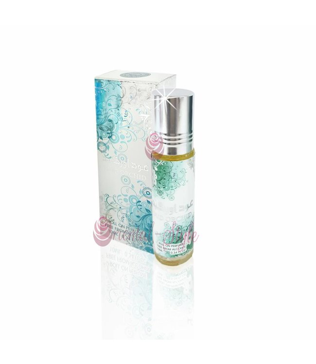 Ard Al Zaafaran Perfumes  Concentrated perfume oil Oud Orchid 10ml - Perfume free from alcohol