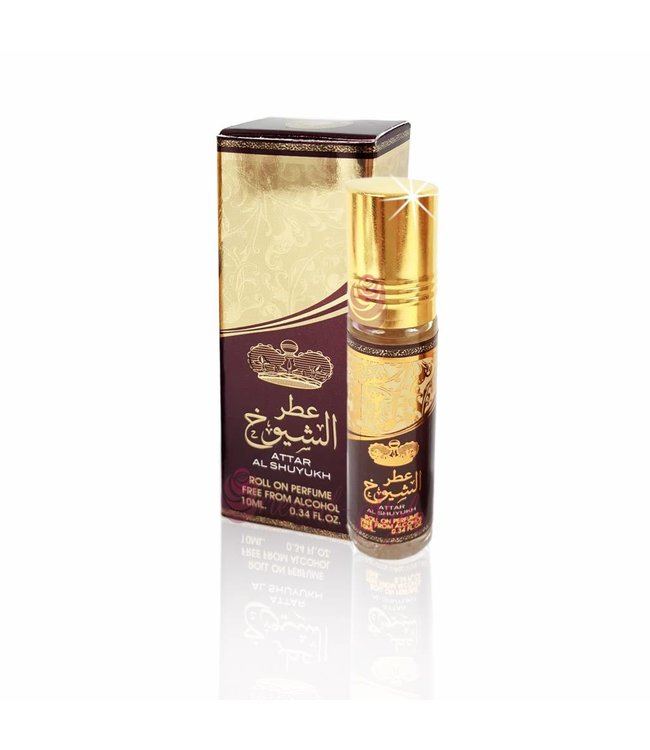 Ard Al Zaafaran Perfumes  Perfume oil Attar Al Shuyukh 10ml