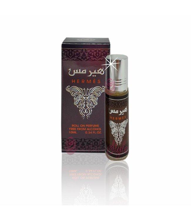 Ard Al Zaafaran Perfumes  Concentrated perfume oil Hermes 10ml - Perfume free from alcohol