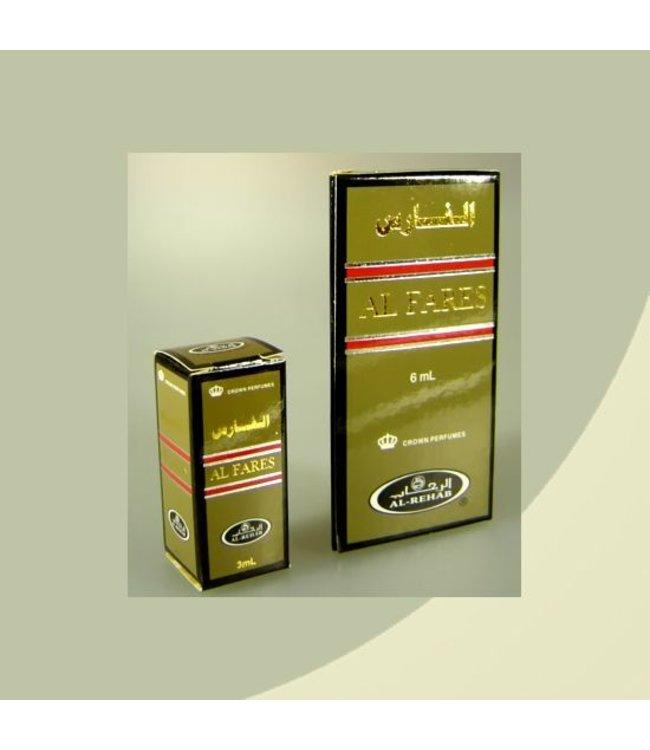 Al Rehab  Parfümöl Al Fares von Al Rehab - Parfüm ohne Alkohol