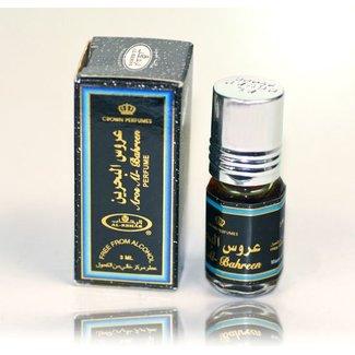 Al Rehab  Perfume oil Aros al Bahreen by Al Rehab 3ml