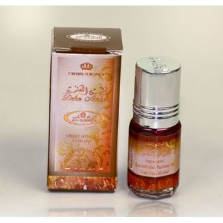 Al Rehab  Perfume oil Dehn Amber by Al Rehab 3ml