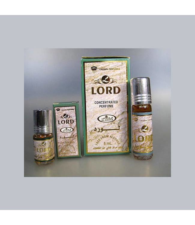 Al Rehab  Parfümöl Lord von Al Rehab - Parfüm ohne Alkohol