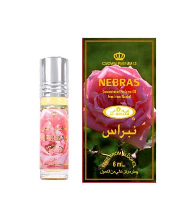 Al Rehab  Konzentriertes Parfümöl Nebras von Al Rehab - Parfüm ohne Alkohol