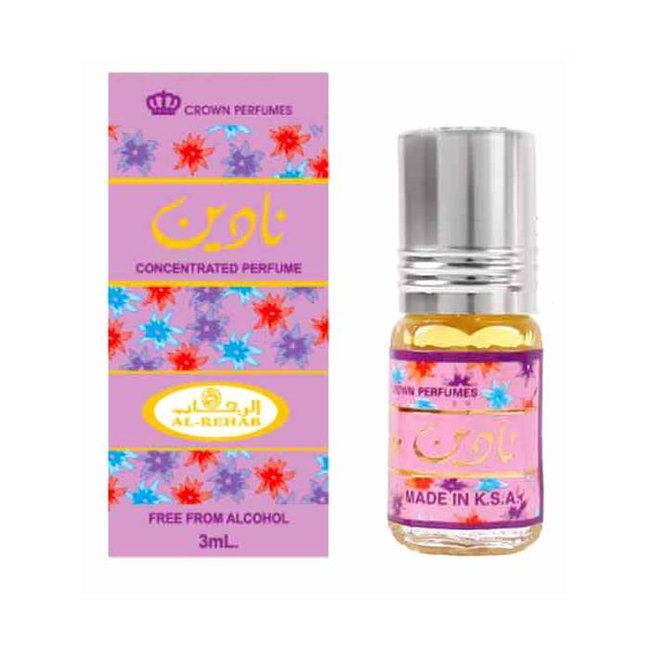 Al Rehab  Perfume oil Nadine by Al Rehab