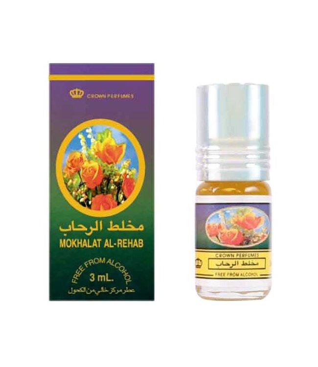 Al Rehab  Concentrated perfume oil Mokhalat Al Rehab Al-Rehab
