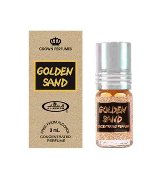Al Rehab  Perfume oil Golden Sand by Al Rehab