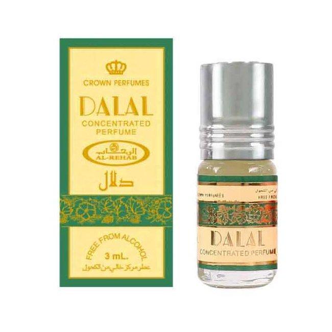 Al Rehab Dalal Parfüm Parfümöl Orientalisches Ohne Alkohol