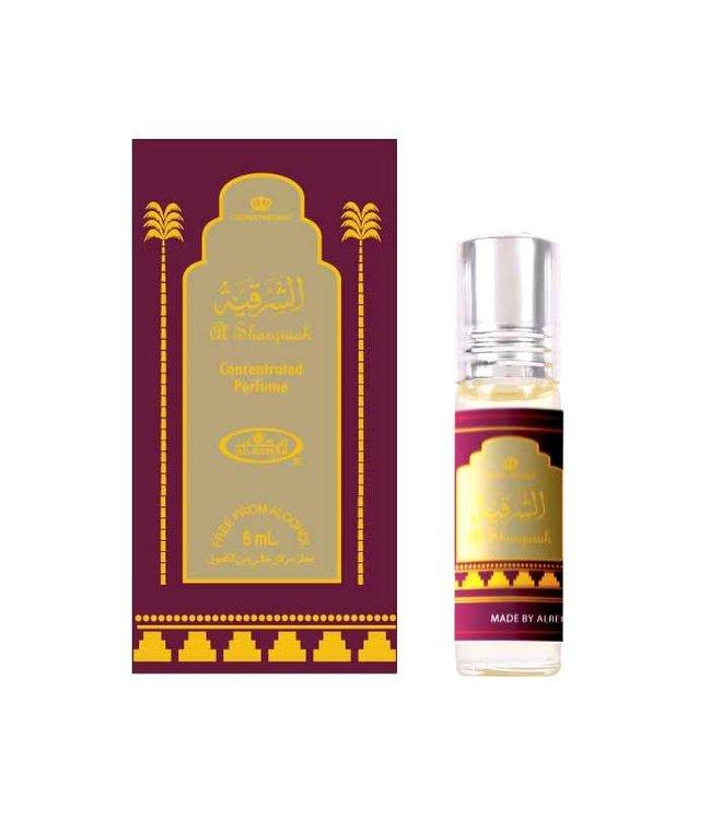 Al Rehab  Perfume Oil  Al Sharquiah by Al Rehab - Free From Alcohol