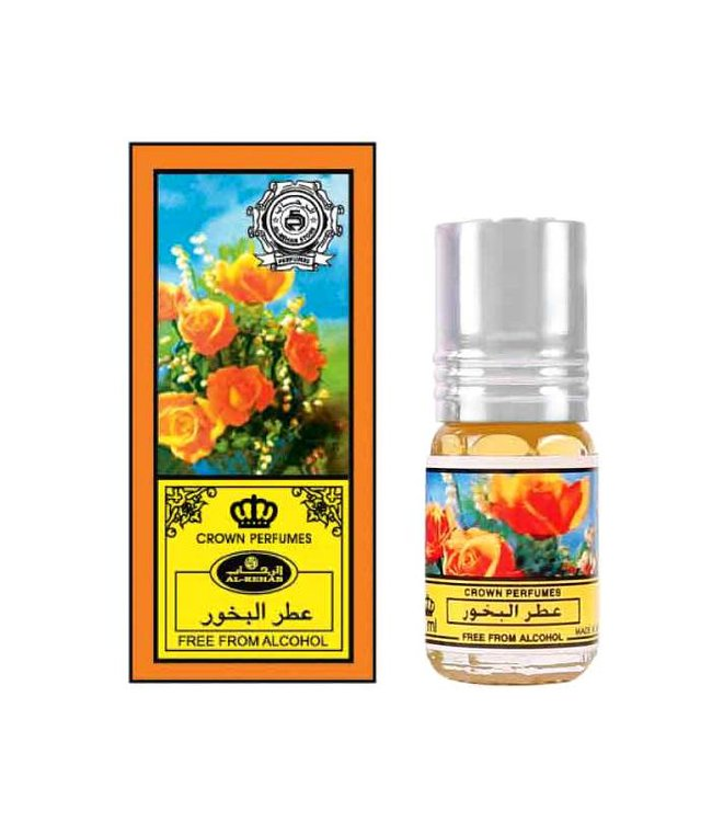 Al Rehab  Parfümöl Attar Al Bakhour von Al Rehab - Parfüm ohne Alkohol