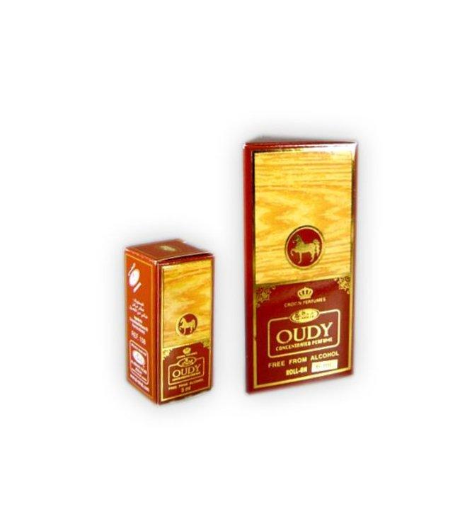 Al Rehab  Konzentriertes Parfümöl Oudy von Al Rehab