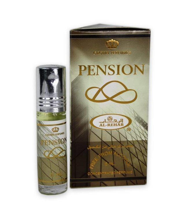 Al Rehab  Concentrated perfume oil Pension by Al Rehab 6ml