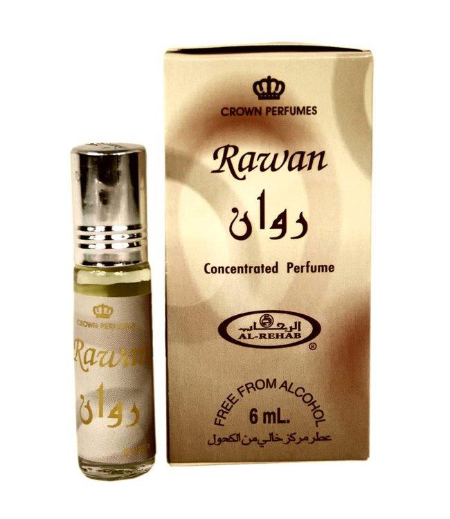 Al Rehab  Parfümöl Rawan Al Rehab 6ml