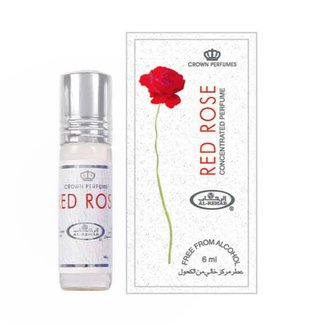 Al Rehab  Perfume oil Red Rose by Al Rehab