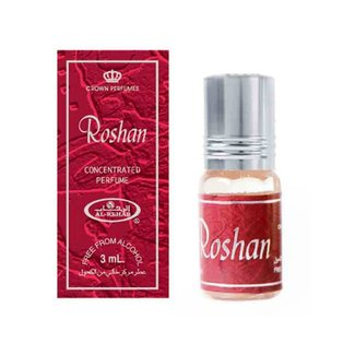 Al Rehab  Perfume oil Roshan by Al Rehab 3ml