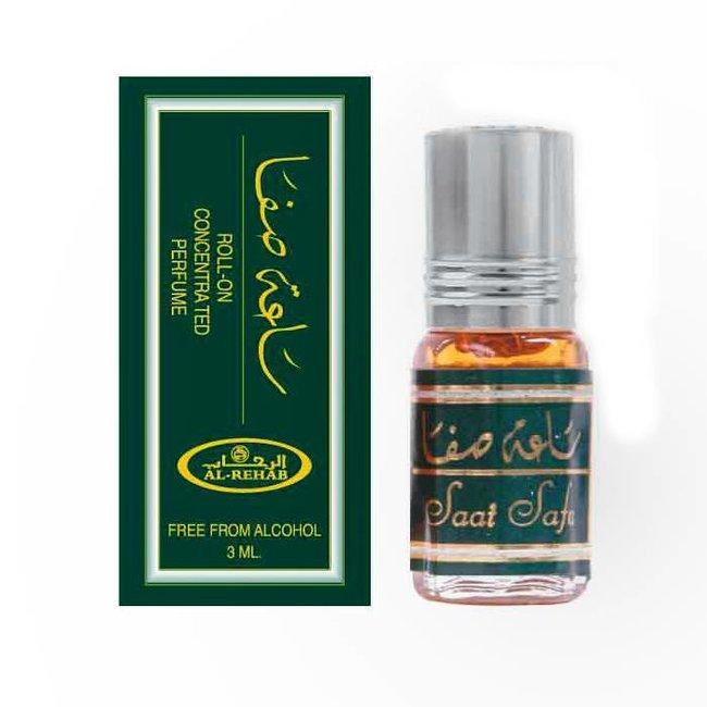 Al Rehab  Perfume oil Saat Safa Al Rehab