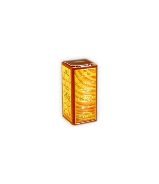 Al Rehab  Konzentriertes Parfümöl Sandal Rose von Al-Rehab 3ml