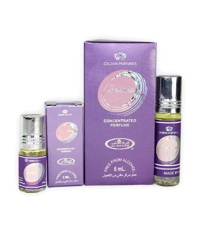 Al Rehab  Perfume oil Sandra Al Rehab