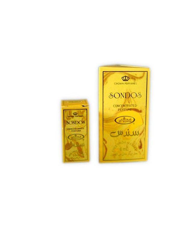 Al Rehab  Konzentriertes Parfümöl Sondos von Al Rehab