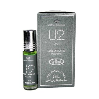 Al Rehab  Perfume oil U2 Man by Al Rehab 6ml