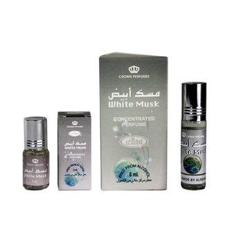 Al Rehab  Perfume oil White Musk by Al Rehab