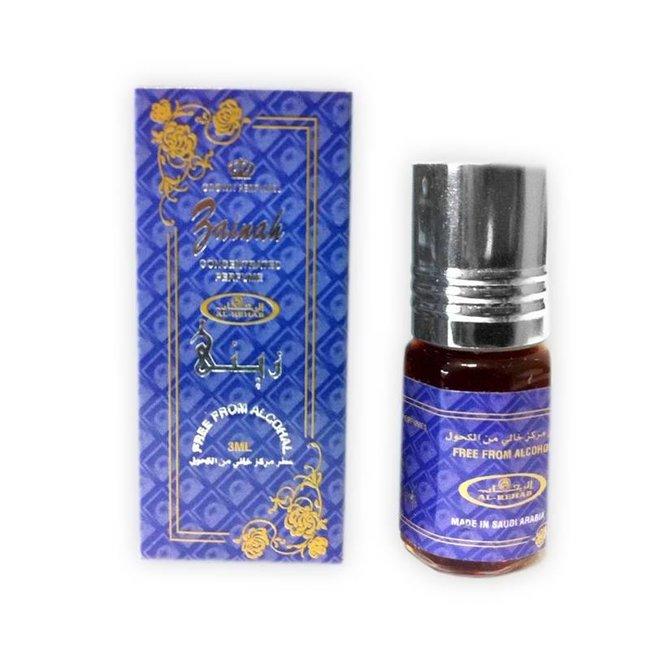 Al Rehab  Parfümöl Zainah von Al Rehab 3ml