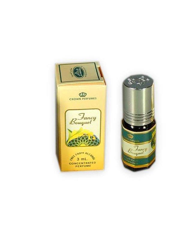 Al Rehab  Concentrated Perfume Oil Fancy Bouquet by Al Rehab 3ml