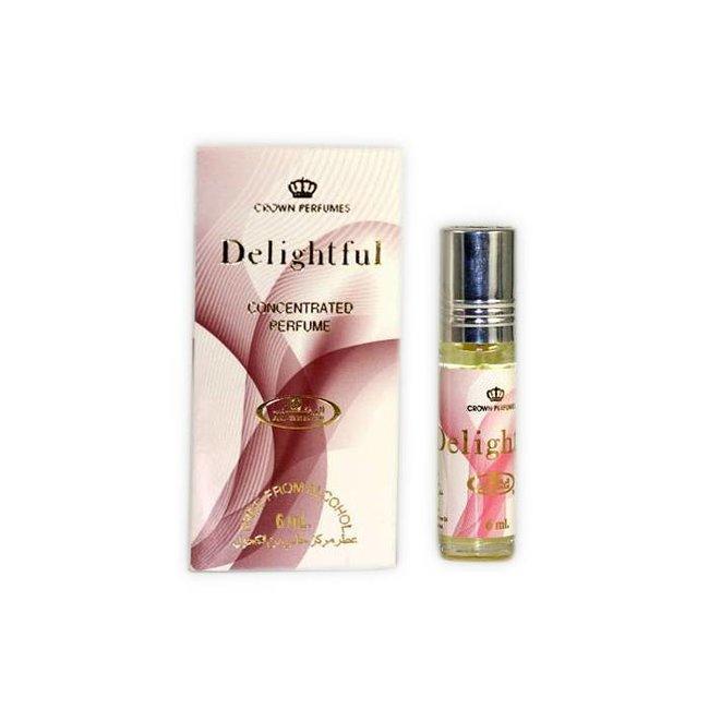 Al Rehab  Perfume oil Delightful by Al-Rehab