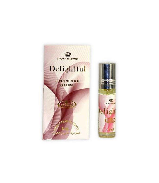 Al Rehab  Parfümöl Delightful von Al-Rehab - Parfüm ohne Alkohol
