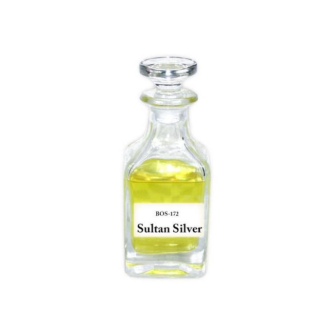 Surrati Perfumes Perfume oil Sultan Silver by Surrati