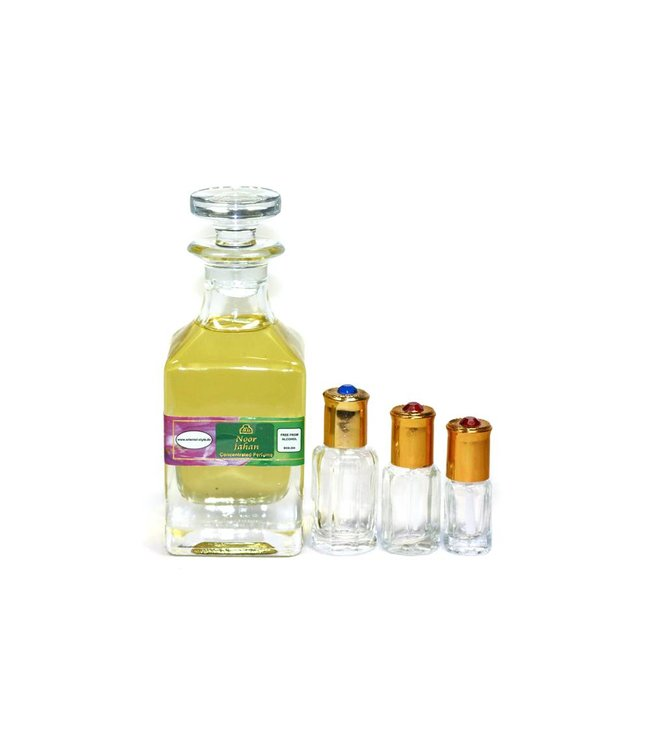 Concentrated perfume oil Noor Jahan - Perfume free from alcohol