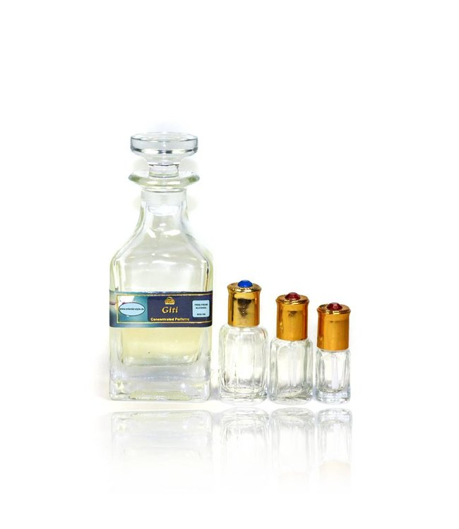 Concentrated perfume oil Giti - Perfume free from alcohol