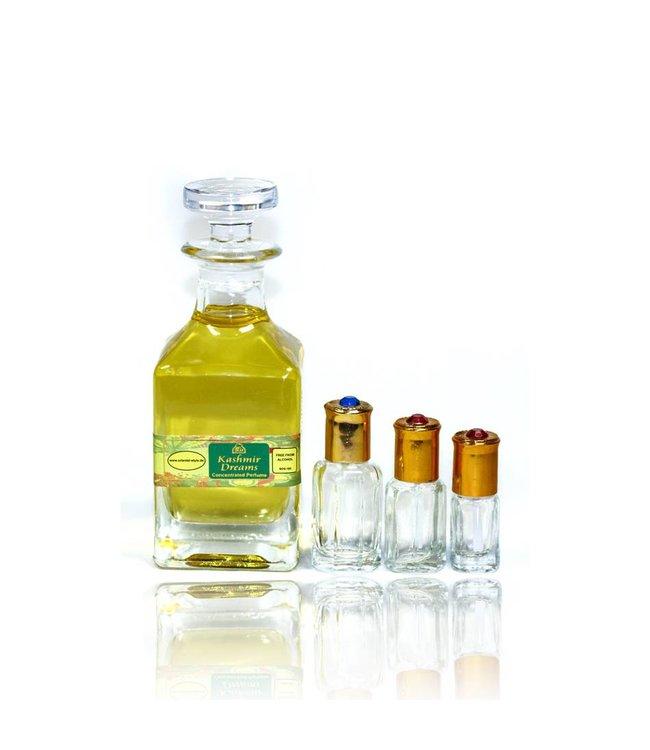 Orientalisches Parfümöl Kashmir Dreams - Parfüm ohne Alkohol
