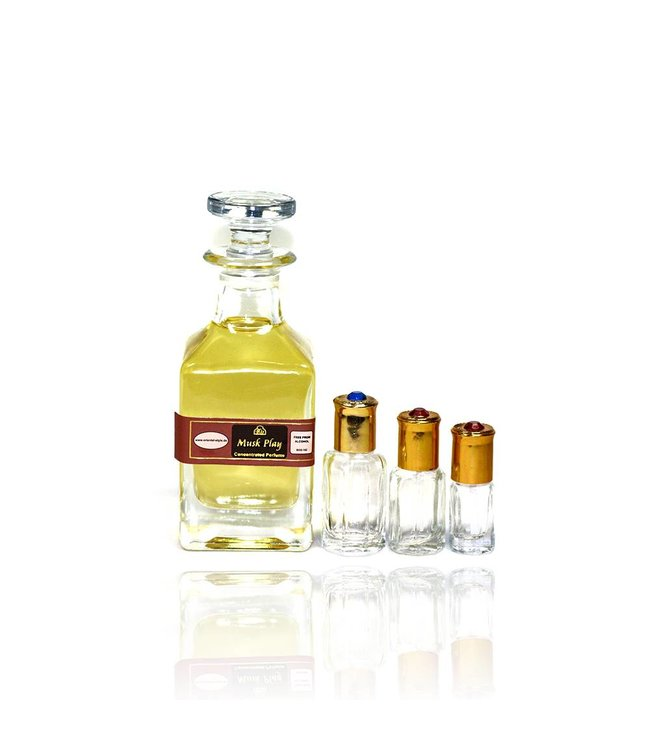 Perfume Oil Musk Play