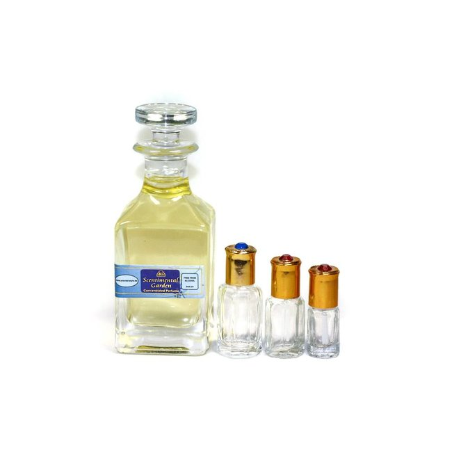 Perfume oil Scentimental Garden