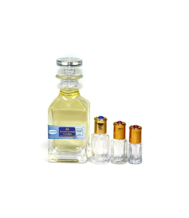 Concentrated perfume oil Scentimental Garden - Perfume free from alcohol