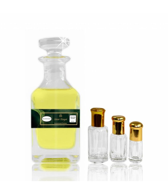 Perfume oil Attar Hayat - Perfume free from alcohol