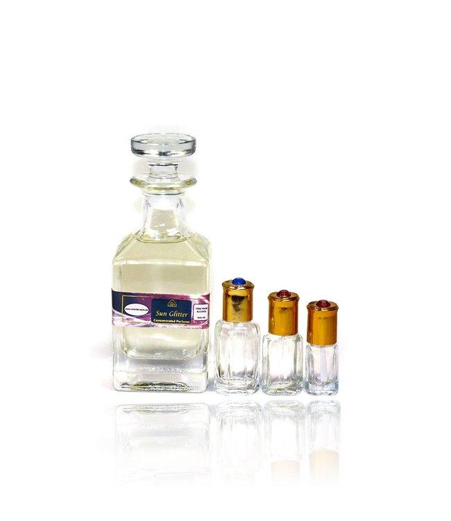 Perfume Oil Sun Glitter