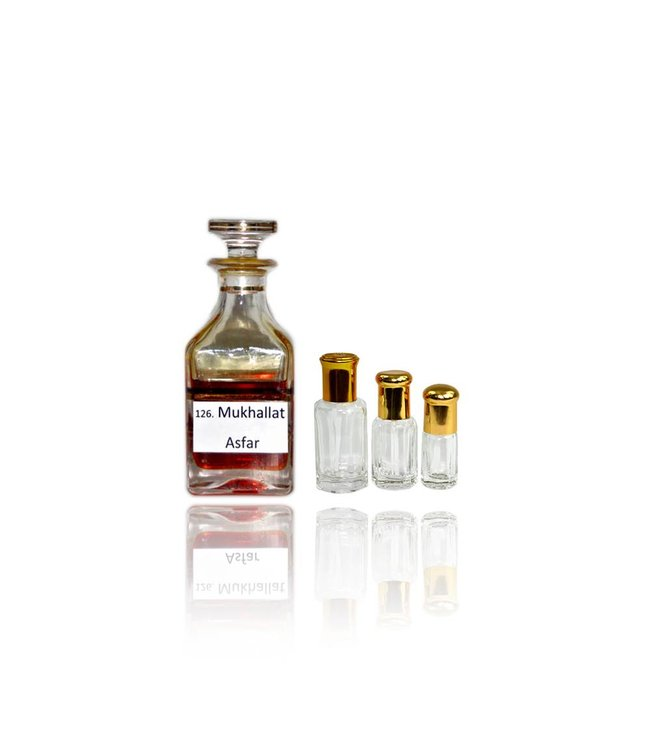 Swiss Arabian Perfume oil Mukhallat Asfar by Swiss Arabian