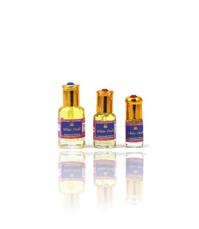 Al Haramain Perfume Oil White Oudh by Al Haramain - Perfume free from alcohol