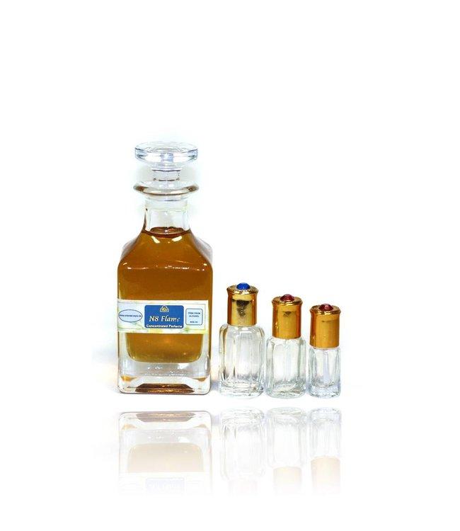 Parfümöl N8 Flame - Orientalisches Parfüm ohne Alkohol