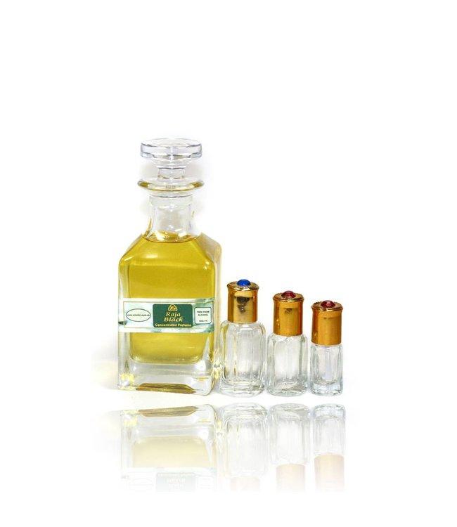 Perfume oil Raja Black - Perfume free from alcohol