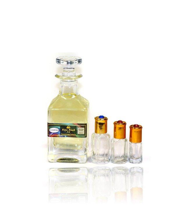 Perfume oil Raja Black M - Perfume free from alcohol