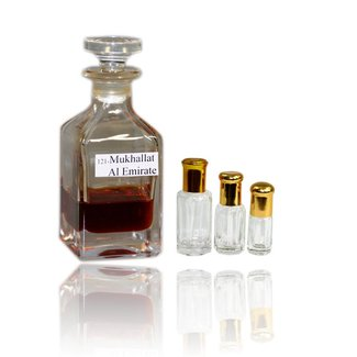Al Haramain Perfume oil Mukhallat Al Emirates by Al Haramain