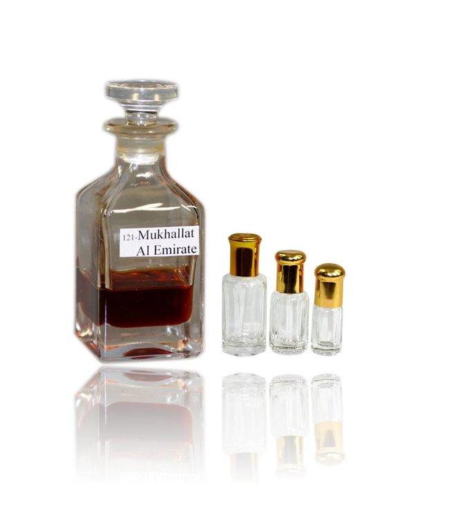 Al Haramain Perfume oil Mukhallat Al Emirates by Al Haramain - Perfume free from alcohol