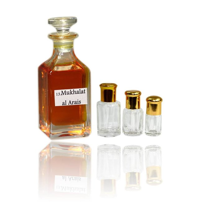 Swiss Arabian Perfume oil Mukhallat al Arais by Swiss Arabian