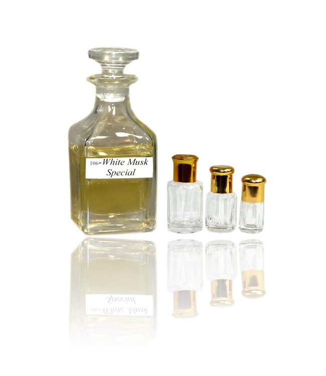 Swiss Arabian Parfümöl White Musk Special von Swiss Arabian