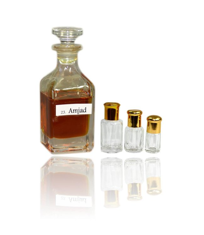 Swiss Arabian Concentrated perfume oil Amjad by Swiss Arabian