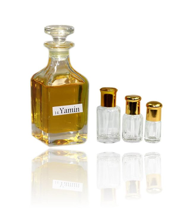 Swiss Arabian Concentrated perfume oil Yamin - Non alcoholic perfume by Swiss Arabian